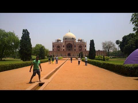 Humayun's Tomb - New Delhi, Delhi, India