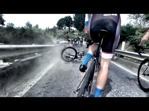 High speed crash - BDO Tour of Northland (Dynamo)