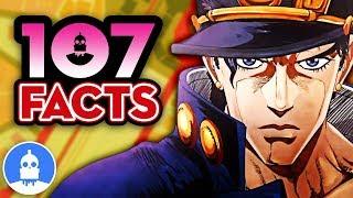 Download 107 JoJo's Bizarre Adventure Anime Facts YOU Should Know! - Anime Facts (107 Anime Facts S2 E6) Video