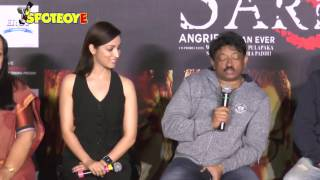 Yami Gautam, Amitabh Bachchan, Amit Sadh & Jackie at the SARKAR 3 Trailer Launch | Part 1 | SpotboyE