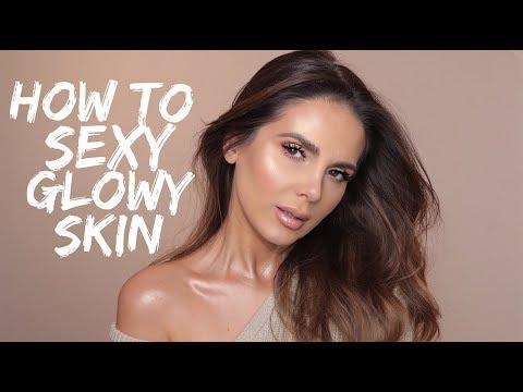 HOW TO:  GLOWY SKIN LOOK| | ALI ANDREEA