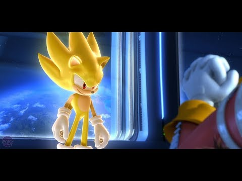 Sonic Unleashed: Part 1: SUPER SAIYAN SONIC!