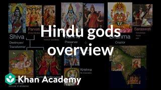 Hindu gods overview | World History | Khan Academy