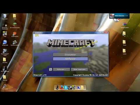 Minecraft Cracked Launcher [GER]