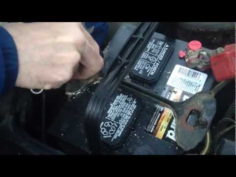 How to Change Your Car Battery (Subaru)