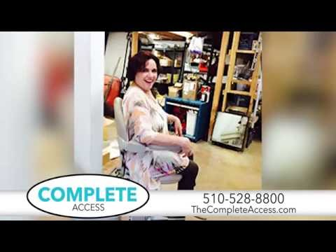 Complete Access | Stair Lifts, Wheelchairs, Construction, Disabled & Handicapped | Berkeley, CA