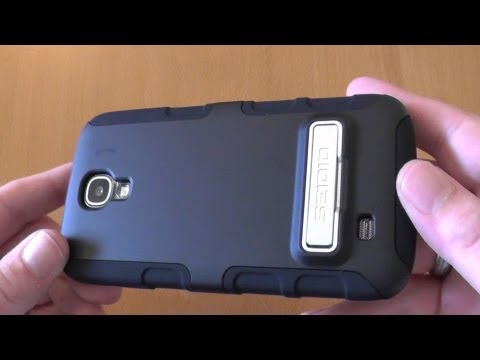 Seidio Active Samsung Galaxy S4 Case Review with Holster