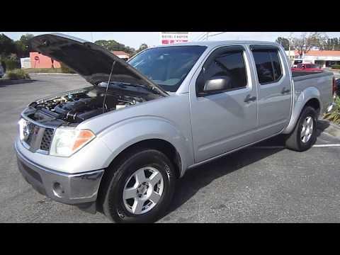 SOLD 2006 Nissan Frontier Crew Cab SE Meticulous Motors Inc Florida For Sale