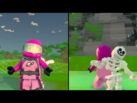 LEGO Worlds - Enter Player 2!