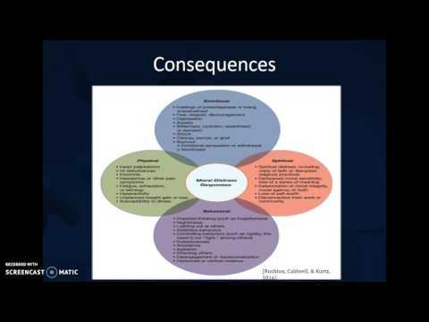Nursing 626 Capstone Project - Moral Distress