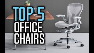 Best Office Chairs in 2018!