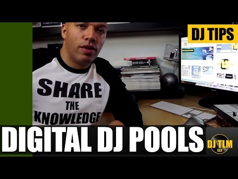DJ tips: my main source for music (DJ pools)