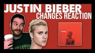 JUSTIN BIEBER: Changes Reaction (FULL album review 🤔 - i hated AND loved it)