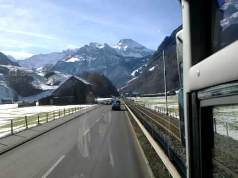 Trip to Mount Titlis, Switzerland