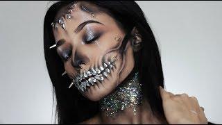 Robotic Diamond Skull |  Vic Brocca