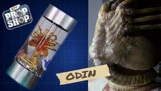Alien Stasis Tank - DIY PROP SHOP