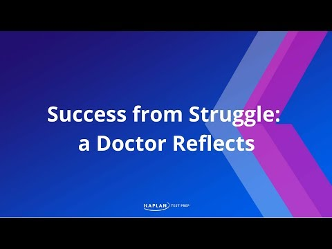 A Medical School Student's Personal Success Story