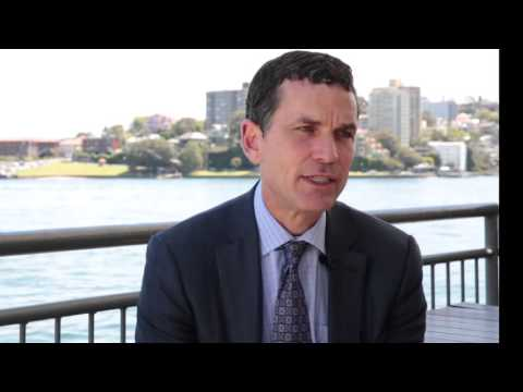 Sean Hogan, GM of Global Healthcare at IBM, speaks to Business Insider
