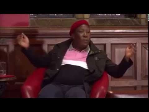 Why Mandela Sold out South Africa -Julius Malema, 2016