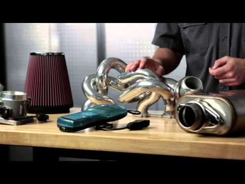 Mobil 1 & eHow: 10 Basic Performance Modifications