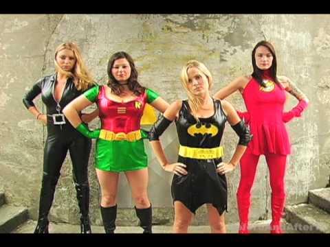 Halloween Costumes for Women 2014 | SuperWomen!!