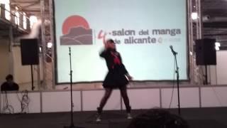 Sabado en el salon del manga de Alicante 2014 (13:30)