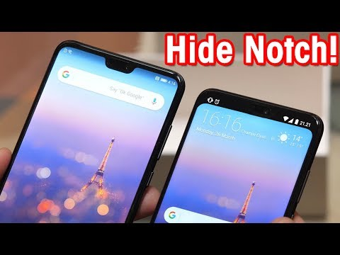 How to Hide Display Notch on Any Android Devices - The Easiest Way!