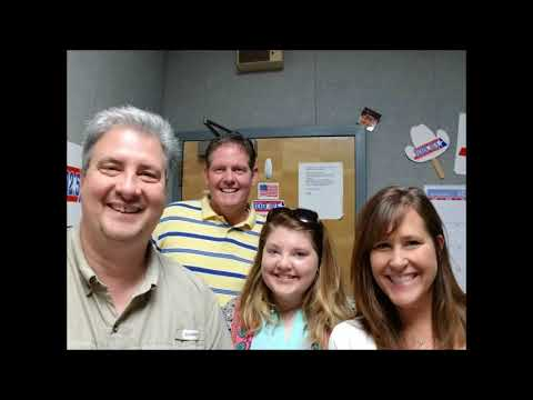 Battle on the Border Interview with Mark Bledsoe and Molly Riley - Jim & Lisa Wakeup Crew