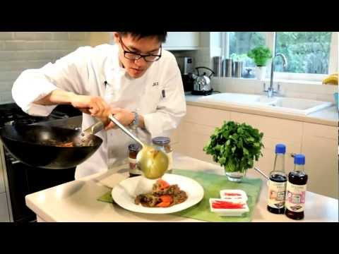 How to make a Chinese Beef Curry, video recipe