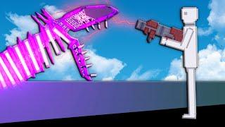 Massive Update! New Physics Gun, New Map, And More! - (People Playground Update)
