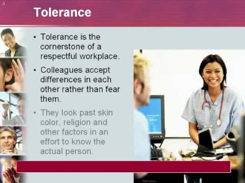 Respect Video Training: Ten Video Topics on Respect in the Workplace for Training Employees