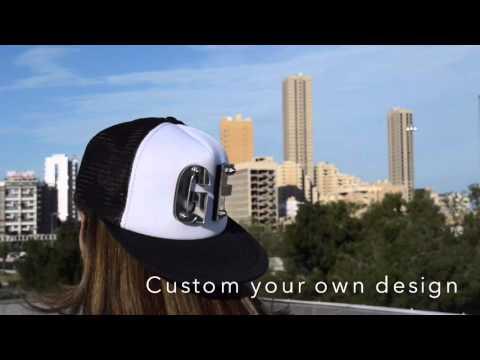 صمم كاب على ذوقك   Custom Your Own SnapBack Design