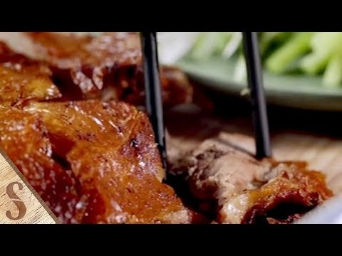 Easy Peking Duck With Pancakes | SLICE