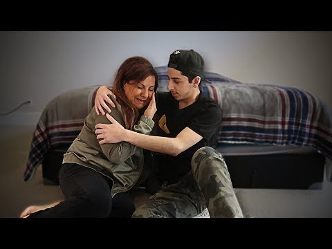 I hate seeing my mom cry... **VERY EMOTIONAL**