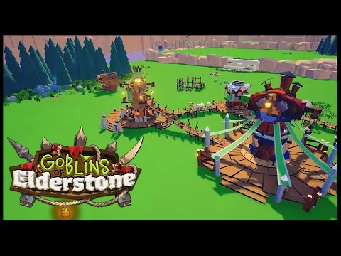 Goblins of Elderstone - The Goblin Tribe Simulator [Let's Play Goblins of Elderstone Gameplay]