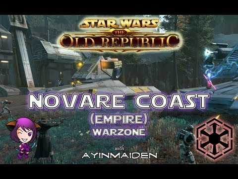 ★ SWTOR ★ - PvP - Patch 1.2 New Warzone - Novare Coast - Sith Sorceror