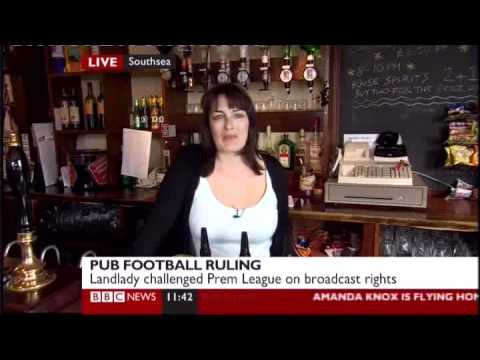 Pub Landlady defeats the Premier League in Court over Football applies to all Satellite services