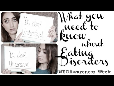 What You Need to Know to Support Someone with an Eating Disorder (NEDAwareness Week)