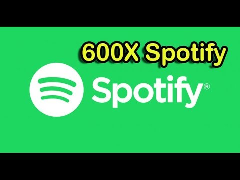 Get 600 Spotify Accounts