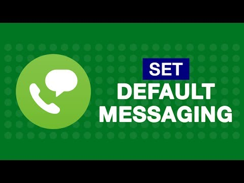 Jio4GVoice- How to Set Jio4GVoice as the Default Messaging App | Reliance Jio