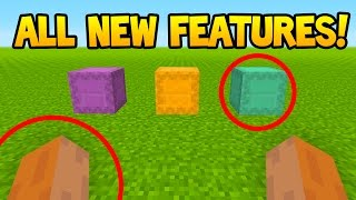 Minecraft Xbox/PS4: NEW TU53 UPDATE All New Features!  (Minecraft TU53 Console Edition)