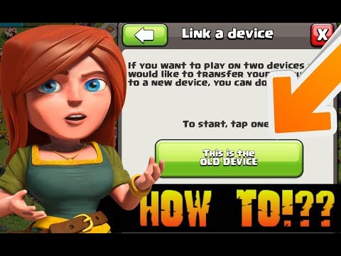 how to Transfer clash of clan old gmail account to another new account?Easy and simple steps[hindi]