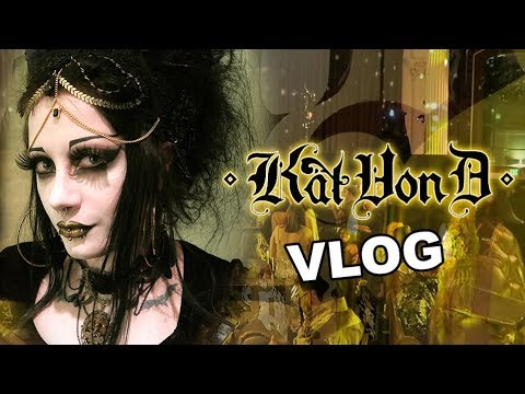 Kat von D Beauty Party in LA! VLOG | Black Friday