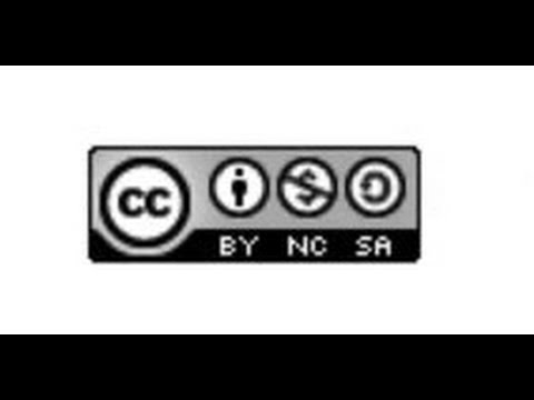 Understanding Creative Commons Symbols