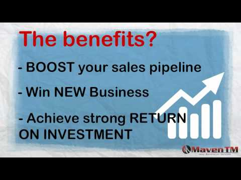 How to boost your B2B sales revenue with Maven TM