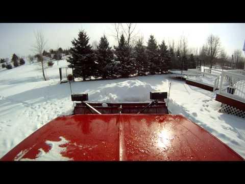 Easy Money (Snow plowing)