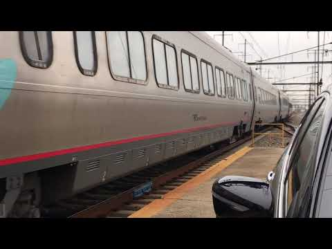 Acela Switches At Holmesburg