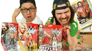 WWE TOY HAUL & Exclusives from the UK Unboxing!! RETURN OF MACHO MUCHACHO! Boxpocalypse: Behzaaz!!