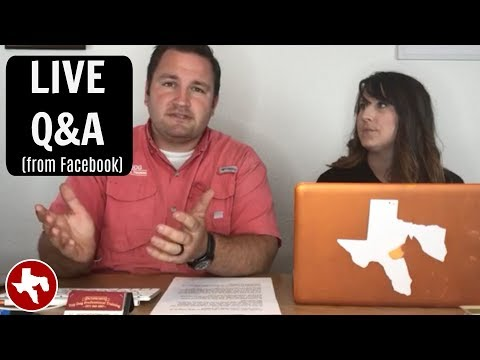 Facebook Live Q&A | Chasing cars, insect repellant for dogs, anxious licking... @TopDogTx