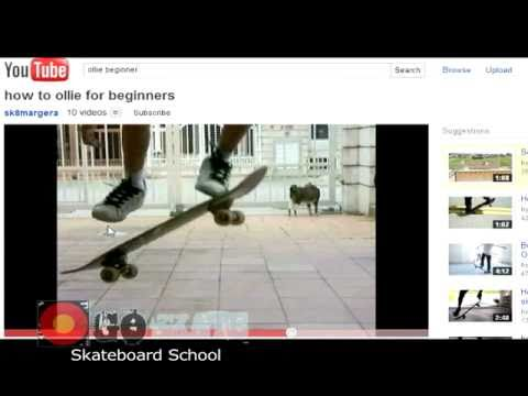 How to Ollie Higher on a Skateboard
